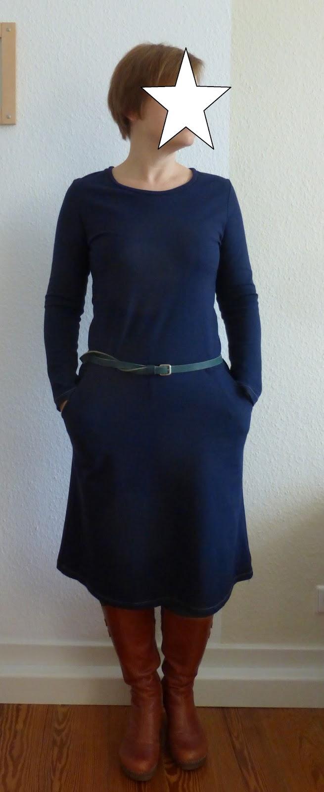 Kleidermanie: Frau Fannie braucht Anpassungen
