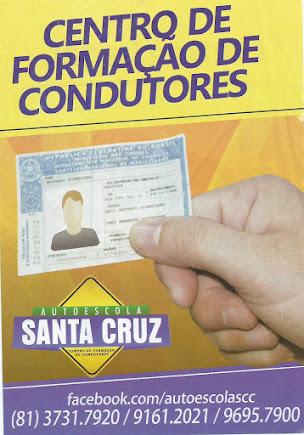CENTRO DE FORMAÇÃO DE CONDUTORES