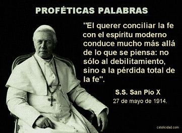 SAN PÍO X DIXIT