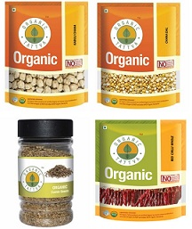 Organic Cooking Ingredients starts from Rs.33 @ Pepperfry with Free Home Delivery