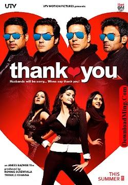 Lời Cảm Ơn - Thank You (2011) Poster