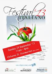 Festival Italiano 2013