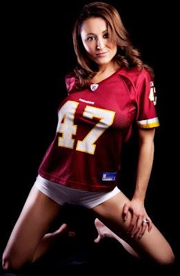 Beauty Babes 2013 Washington Redskins Nfl Season Sexy