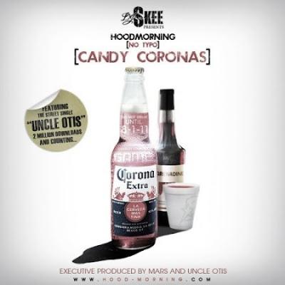 Capa da mixtape Hoodmorning (notypo): Candy Caronas