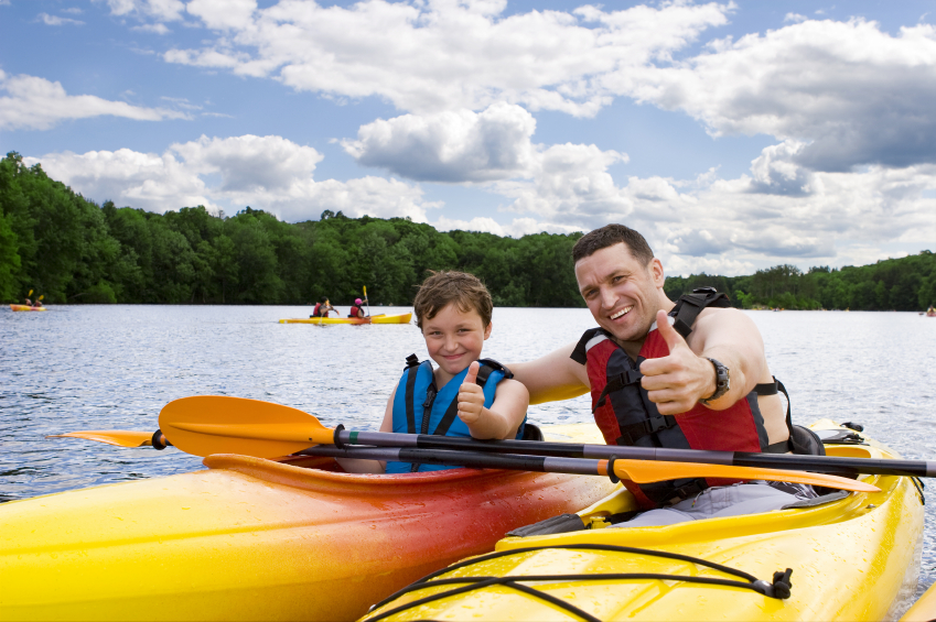 Its The Season For Messing About In Boats When Cool Waters Beckon And Splashing Paddles Transform Restless Kids Into Adventurers
