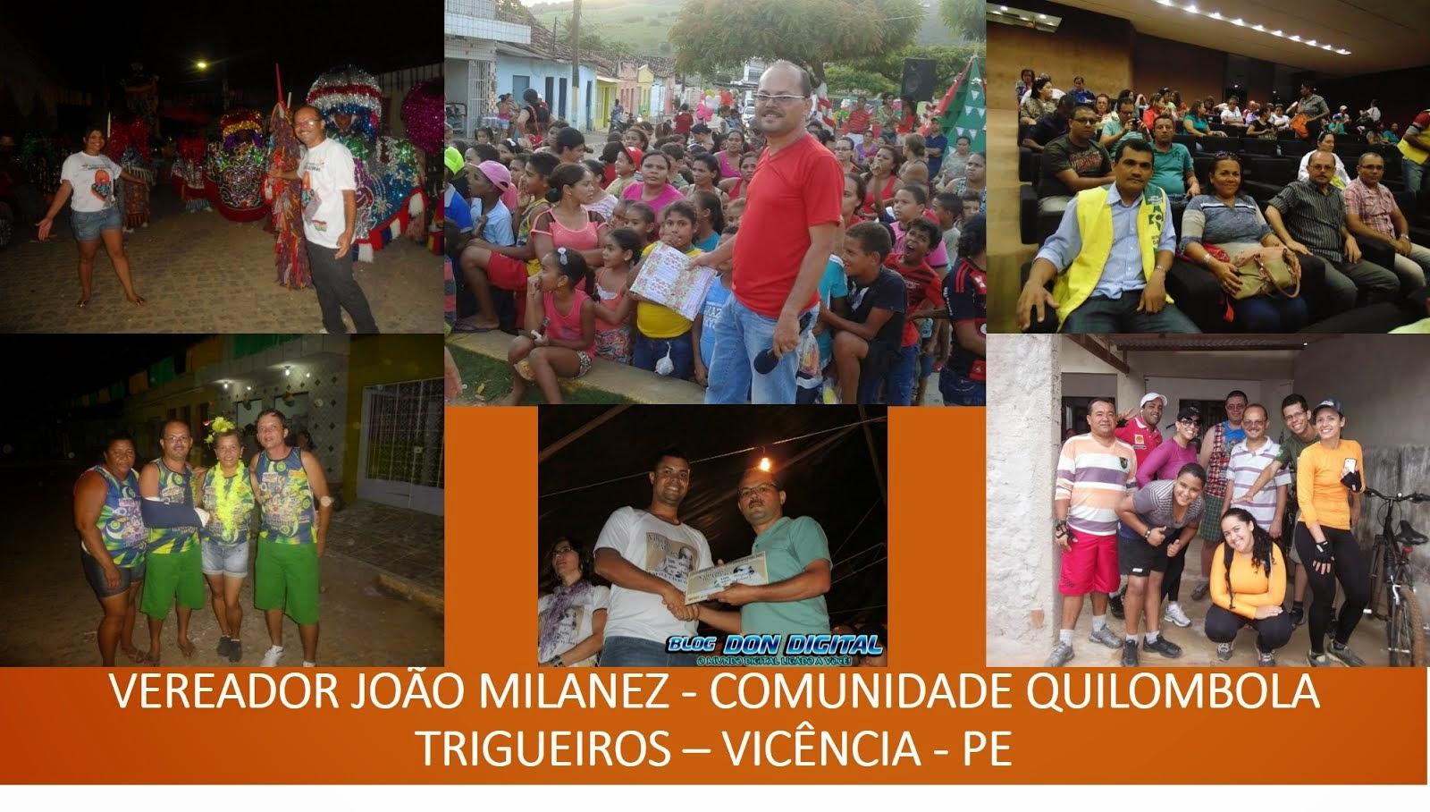 VEREADOR JOÃO MILANEZ