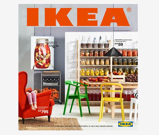 Katalog IKEA 2014 Malaysia Percuma