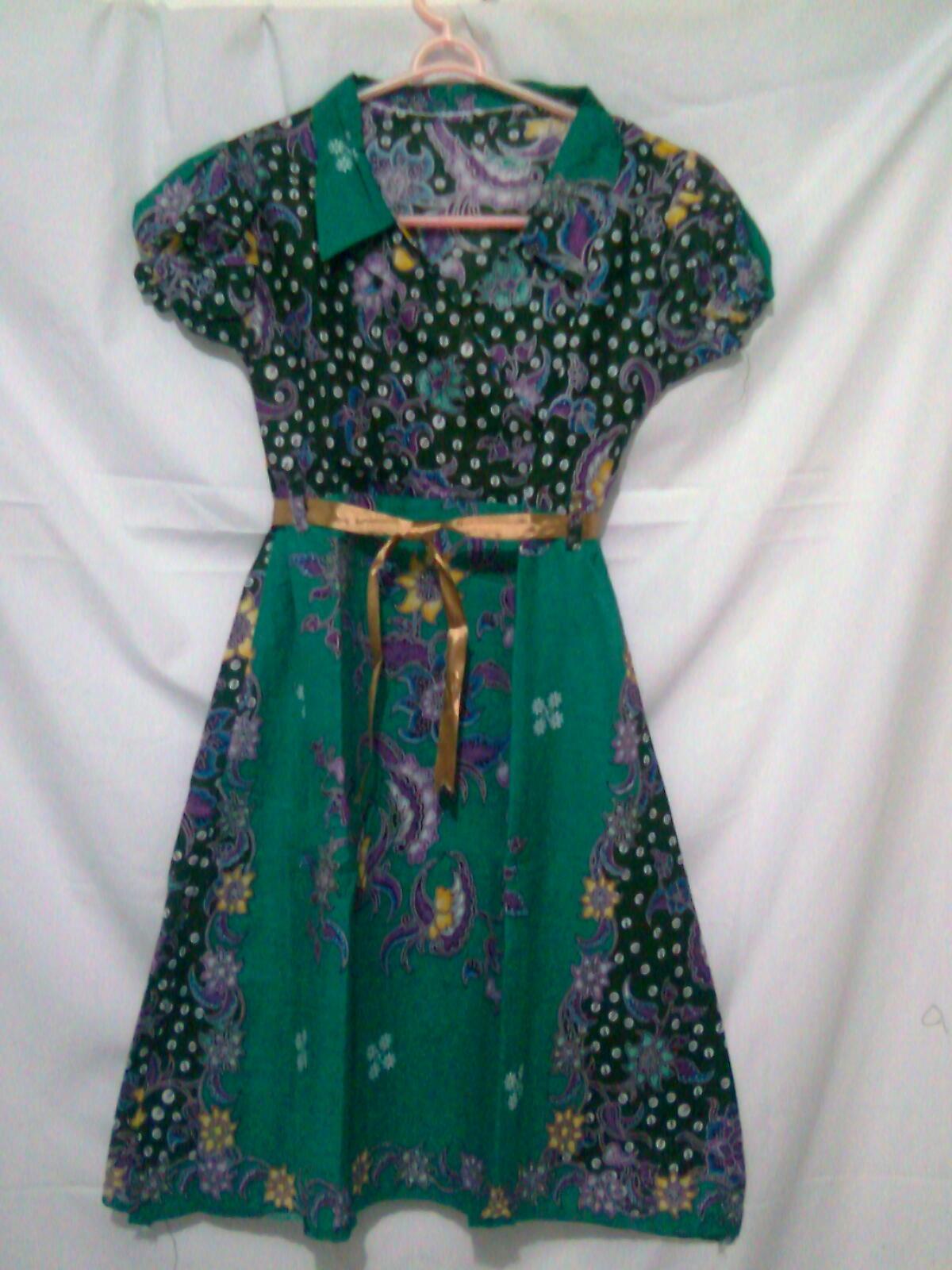 BATIK NYAI PANDANSARI Batik Gaun Anak Dan ABG