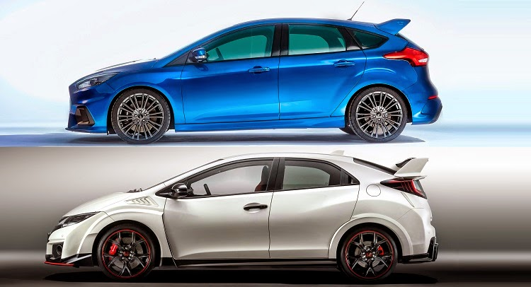 2016 focus rs vs 2015 civic type r w poll. Black Bedroom Furniture Sets. Home Design Ideas