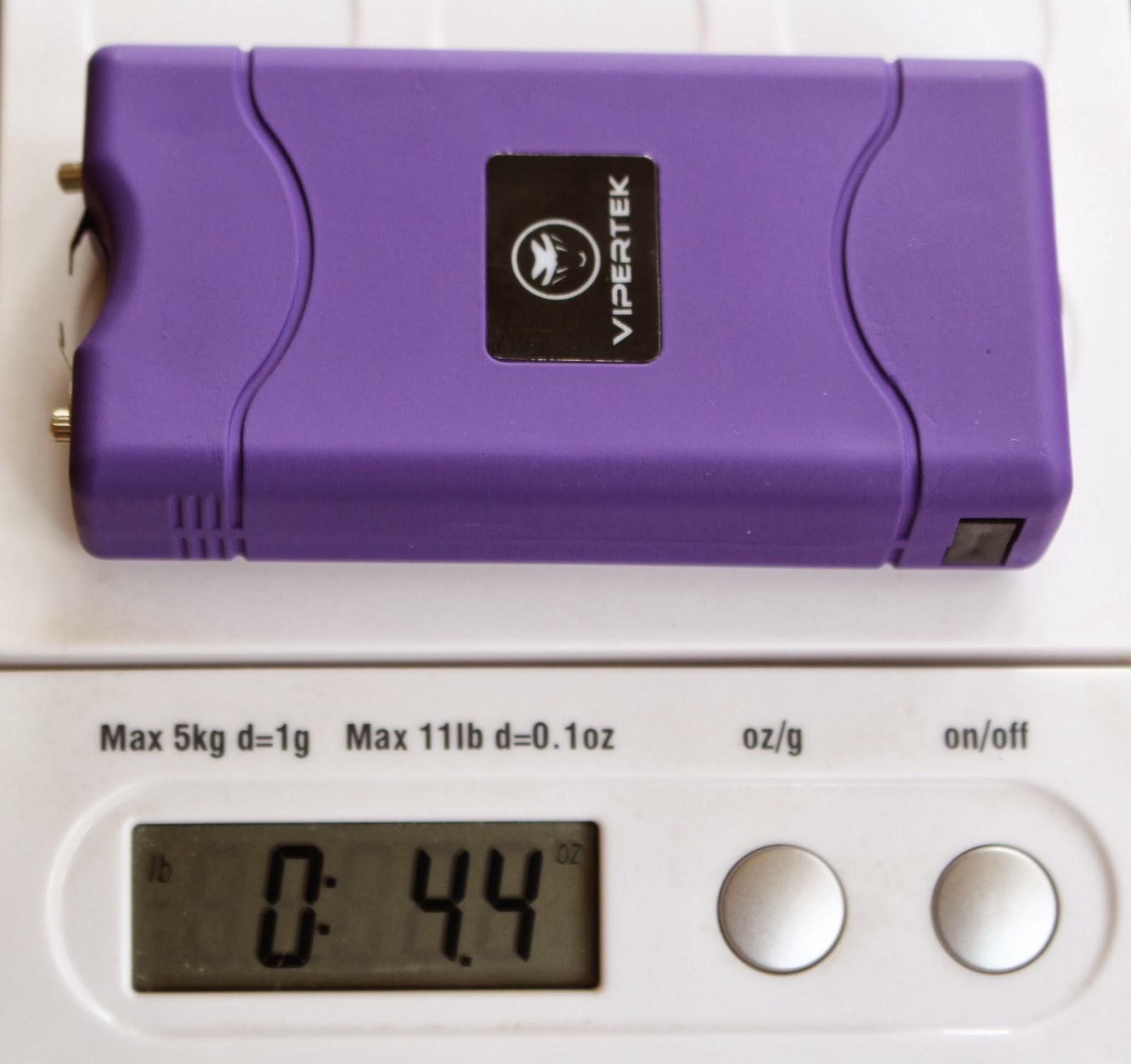 Vipertek VTS-880 On Scale