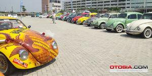 Ratusan VW Meriahkan Peringatan Ulang Tahun ke-7 Volkswagen Bekasi