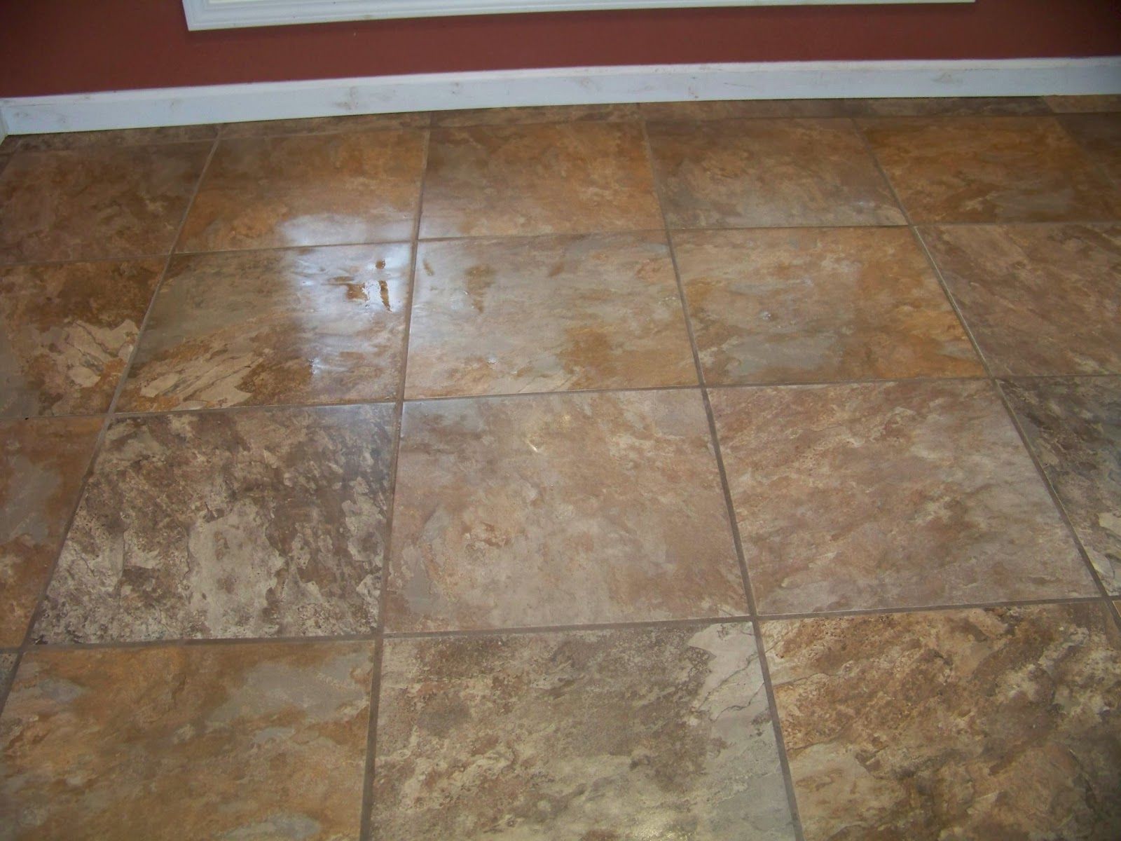 Brown Grout For Tiles Tile Design Ideas
