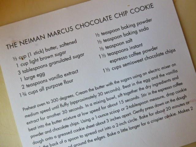 Marcus wareing cookie recipe