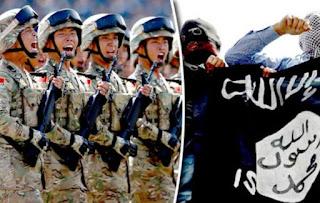 Η Κίνα μπαίνει στη μάχη – Ψήφισε νόμο για να πολεμήσει τους τζιχαντιστές