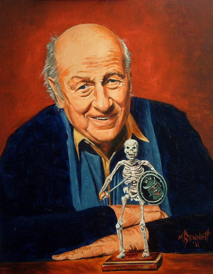 ray harryhausen figures