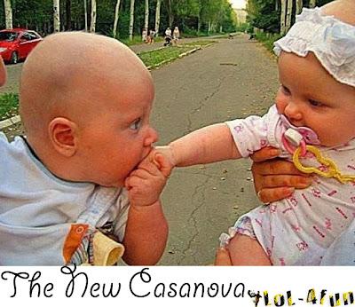 Funny babies - photos