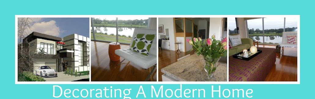 Decorating A Modern Home