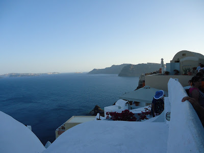 Picture of Oia, Santorini, Greece