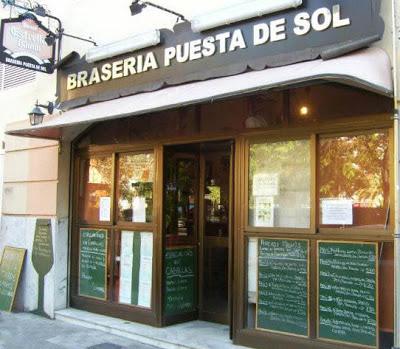 Brasería de Huelva da de comer gratis a familias en paro