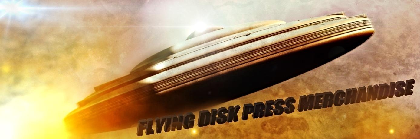 FLYING DISK PRESS MERCHANDISE
