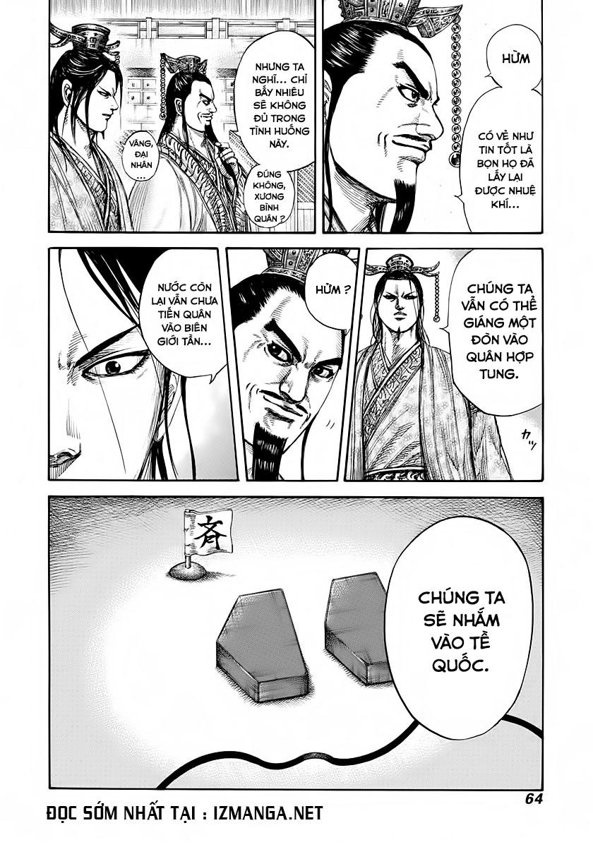 Kingdom – Vương Giả Thiên Hạ (Tổng Hợp) chap 264 page 21 - IZTruyenTranh.com