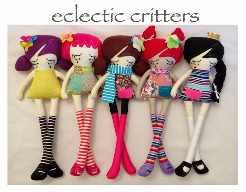 eclectic critters