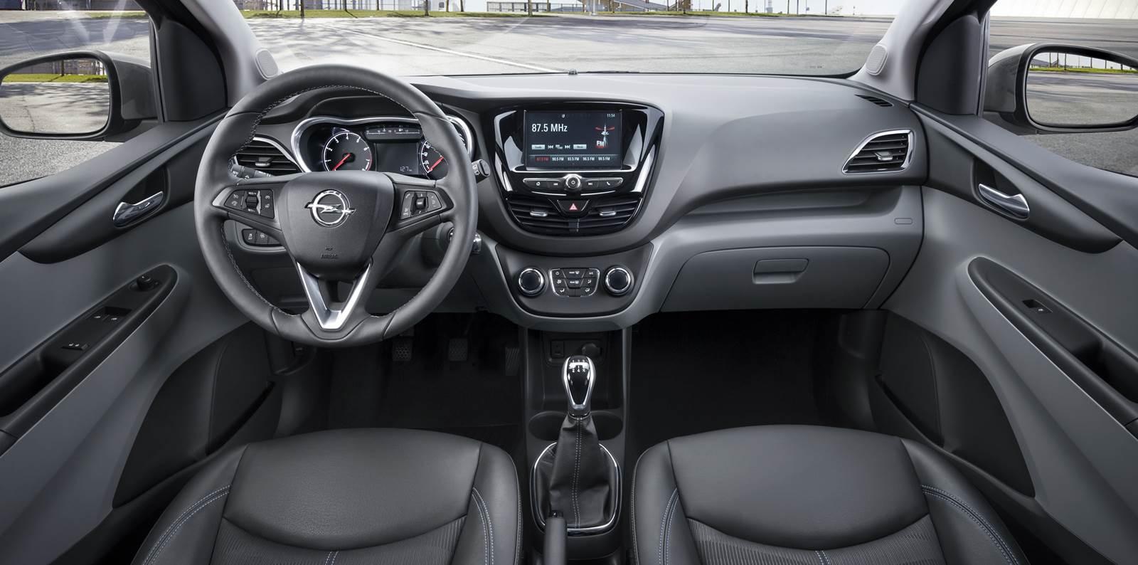 Opel Karl será mais barato que o Volkswagen up! na Alemanha