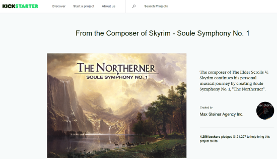 https://www.kickstarter.com/projects/499808045/from-the-composer-of-skyrim-soule-symphony-no-1