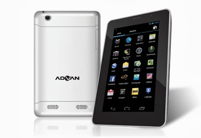 Harga Tablet Advan Vandroid T Android 40 Oktober 2013