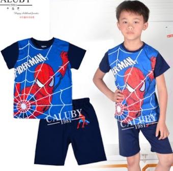 RM25 - Set 2pcs Spiderman