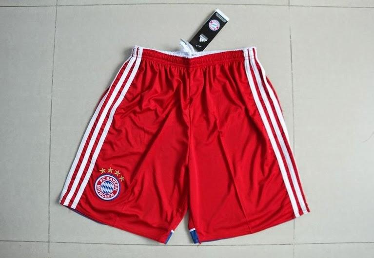 Celana GO Bayern Munchen Home  toko sport online 2015