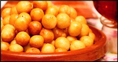 كيفية تحضير  حلوة كرات الجبن لشهر رمضان بالخطوات المصورة