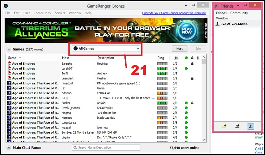 how to play steam game on gameranger