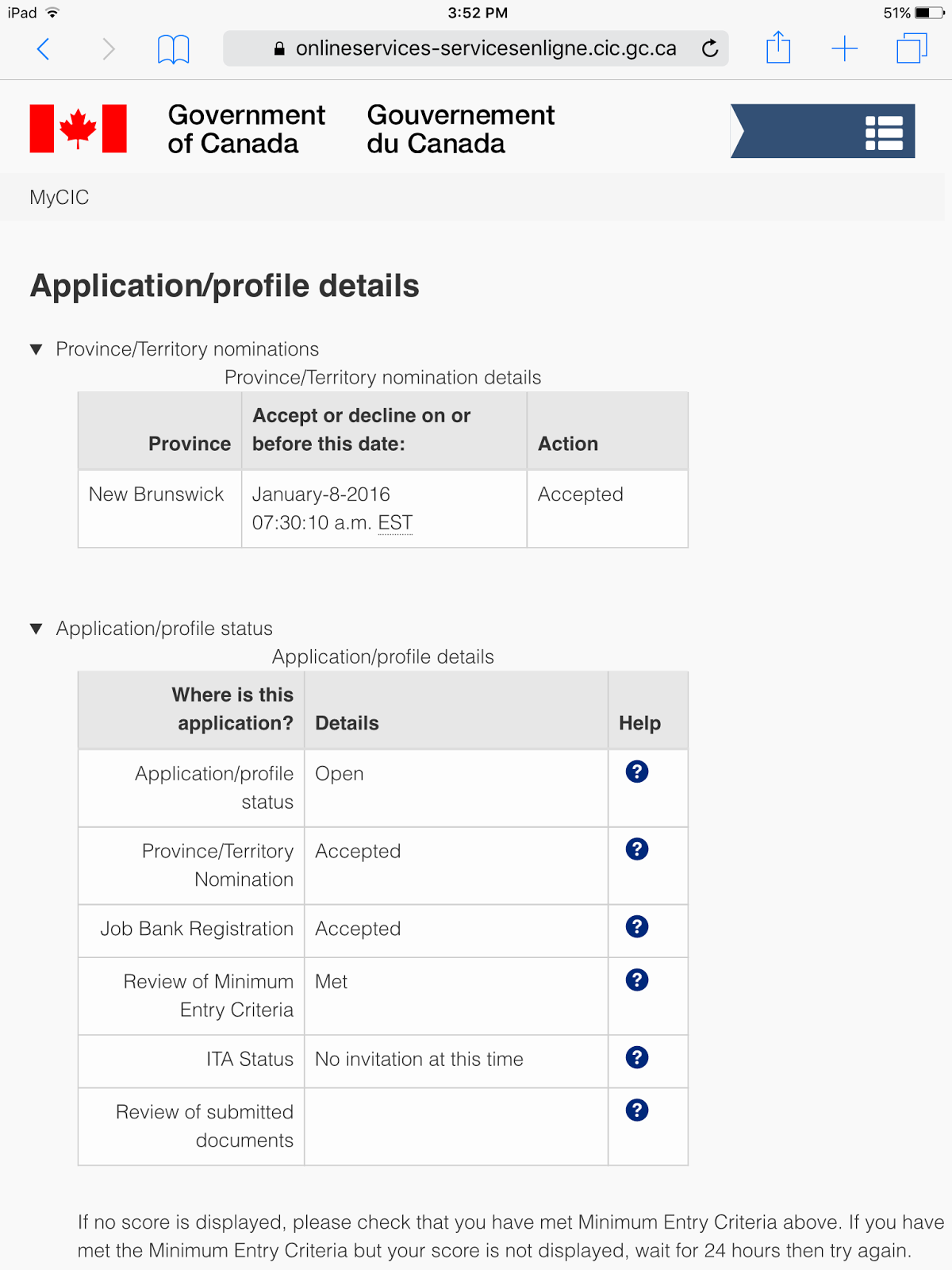 do your partner needs ielts score for pr application