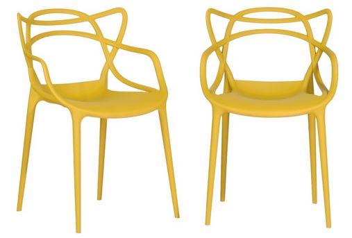 Arredo a modo mio masters di kartell tre sedie design in una - Sedie plastica design ...