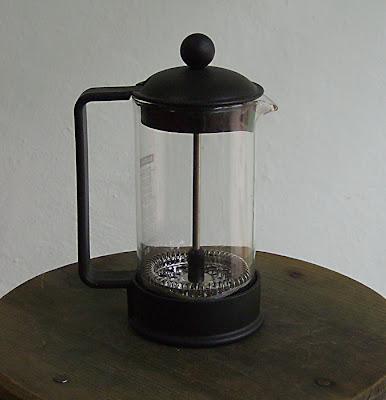 Cafetera de aluminio o de acero