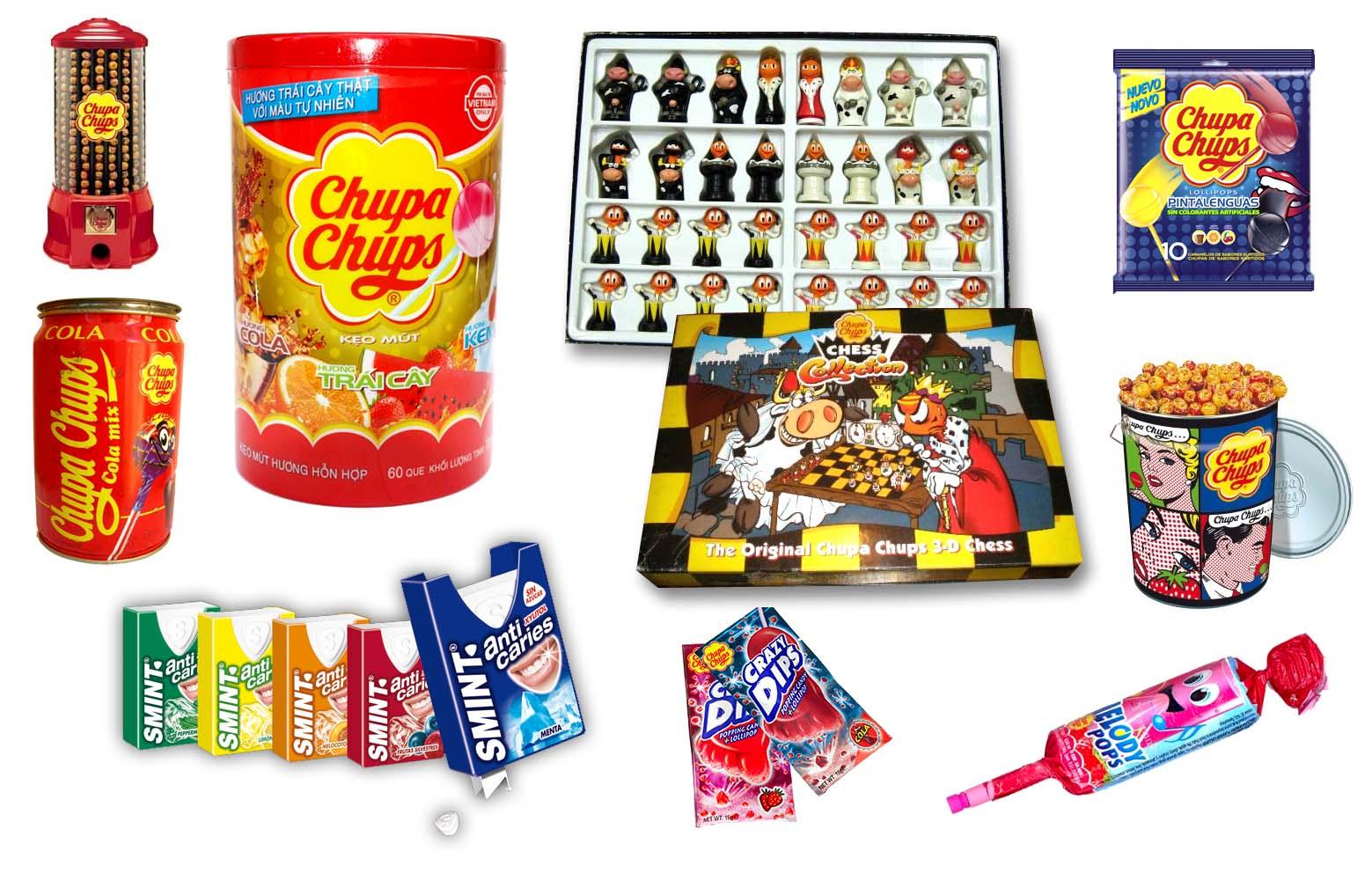 Empresas chupa chups the story of lollipops in english el apasionante mundo de la empresa - Housse de couette chupa chups ...