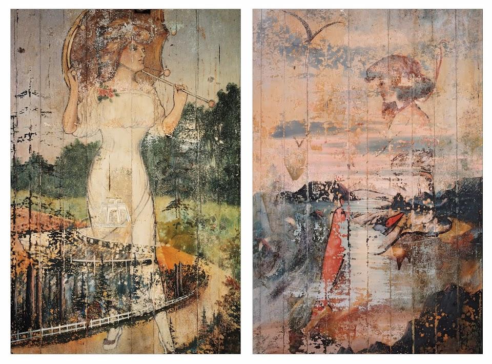 18 Paintings