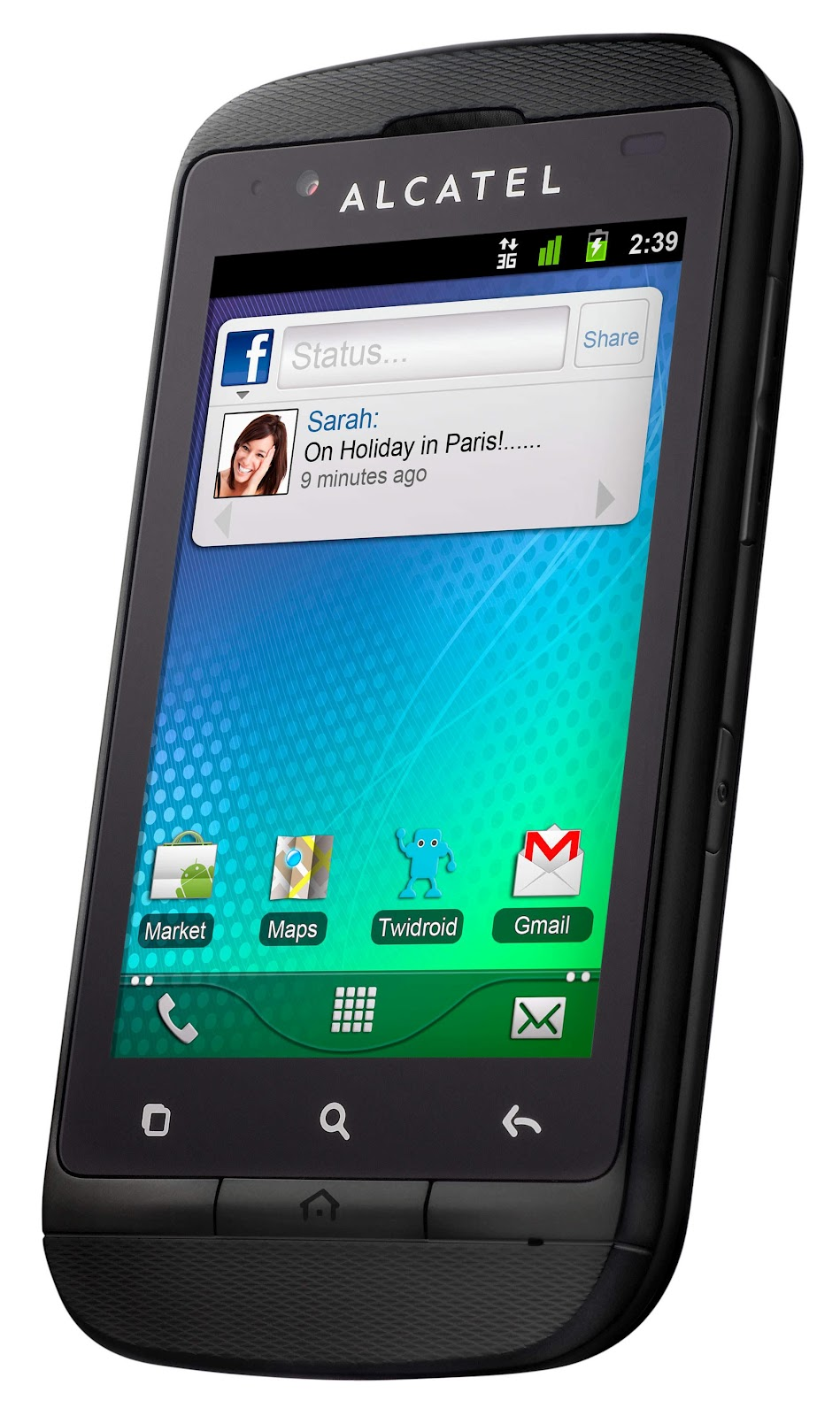 Alcatel one touch pop c9 - c3728