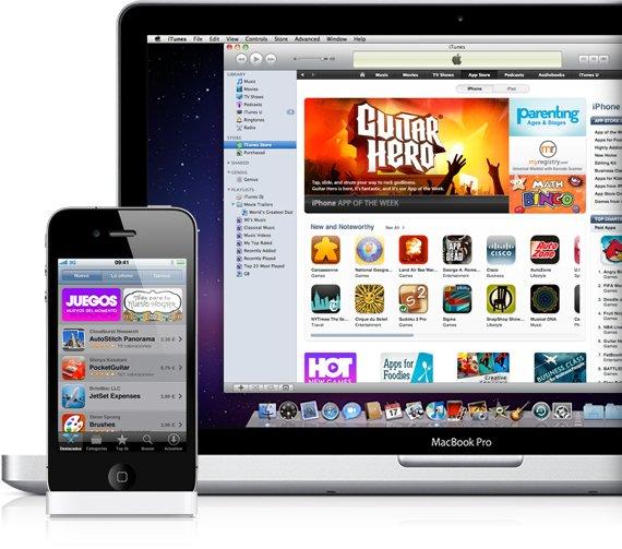 Descarga iTunes para iPhones