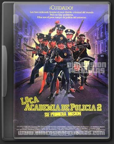 Loca academia de policía 2: Su primera misión (DVDRip Español Latino)