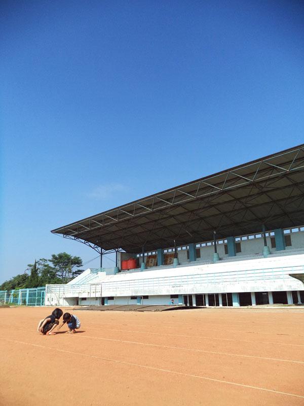 stadion upi bandung