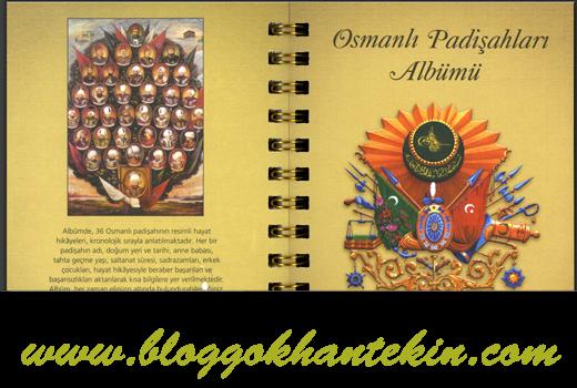 Osmanlı Padişahları Albümü E-Kitap