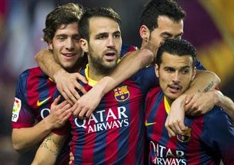 SPANISH CUP COPA DEL REY 2014