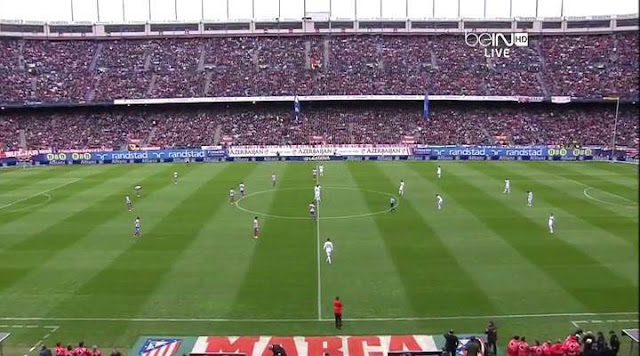 Full match: La Liga - Atlético Madrid v Real Madrid 27/04/2013