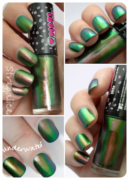 Hits Speciallità Mari Moon Chameleon duochrome multichrome swatch