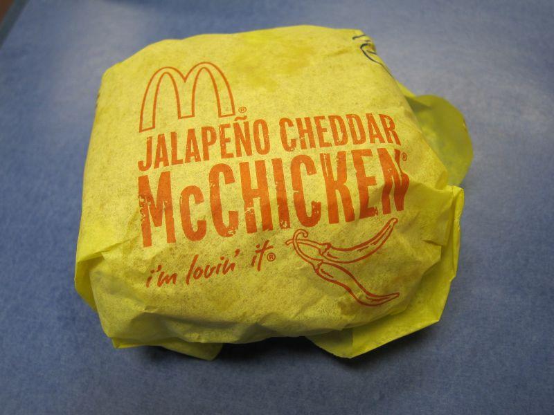 Mcdonald Mcchicken