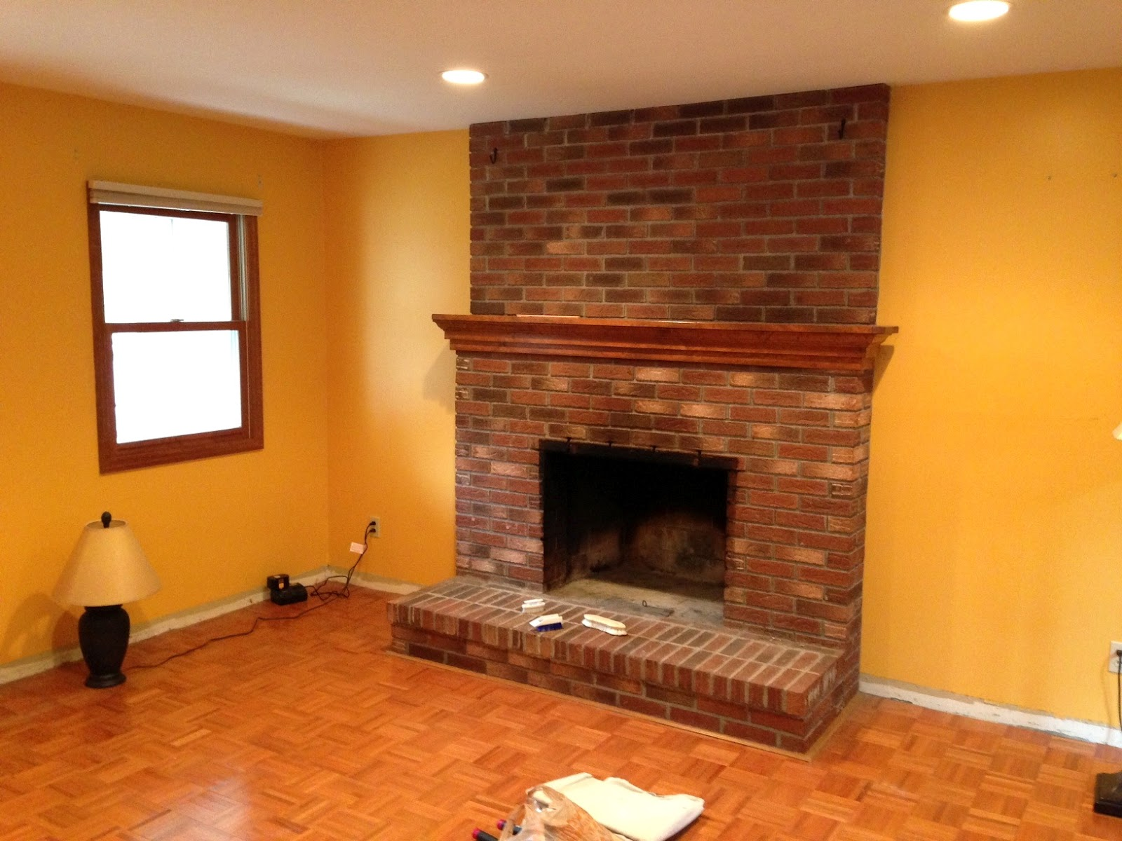 wallpaper brick fireplace – wallpaper