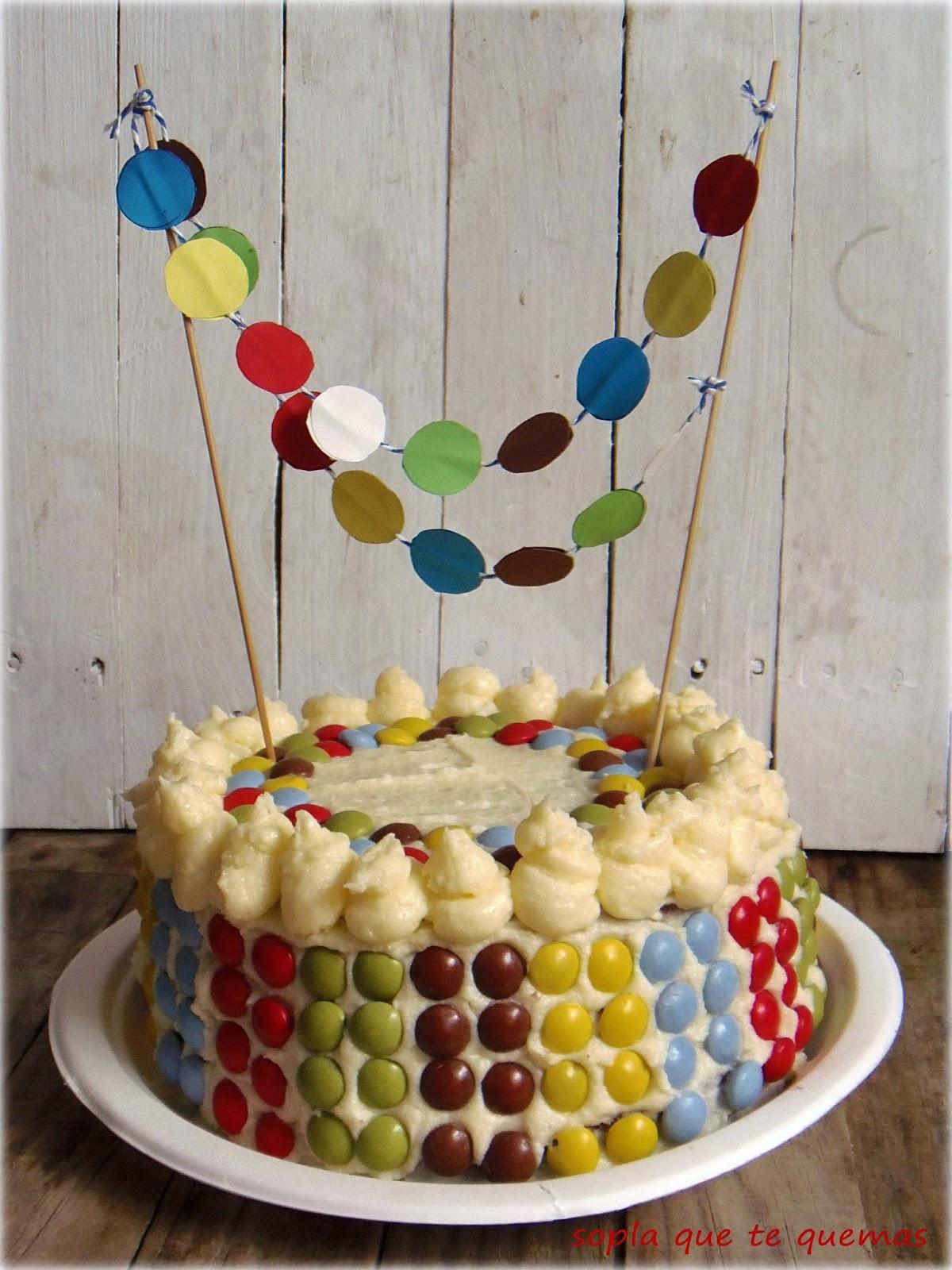 decorar tartas de cumpleanos para ninos