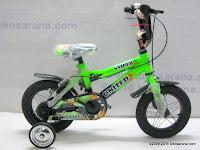 Sepeda Anak UNITED SNIPER-X
